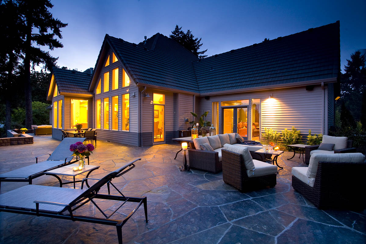 Great Outdoor Patios And Courtyards